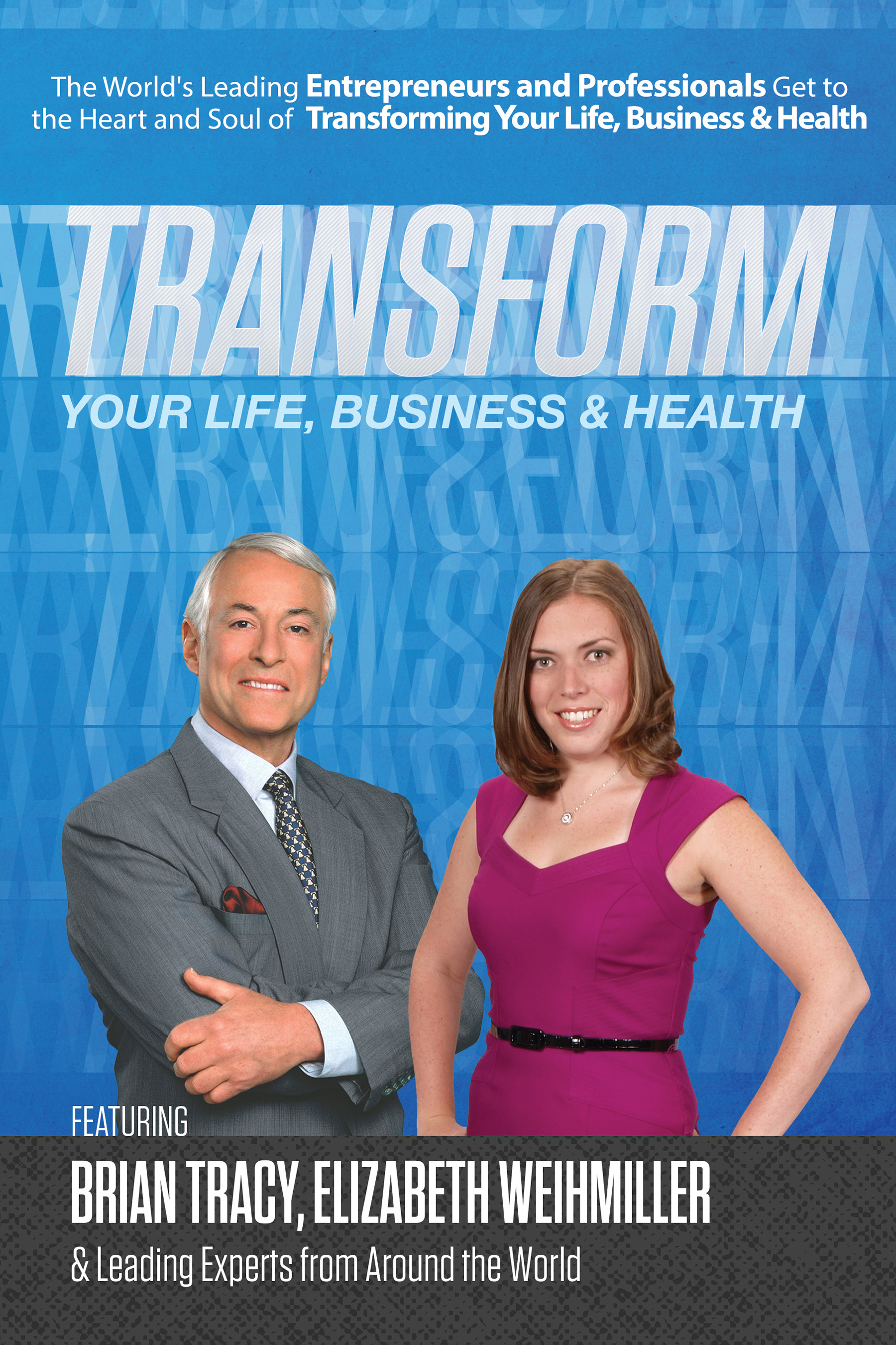 TRANSFORM Book Cover